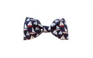 vendee-kid-bow-tie-boat-print